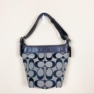 EUC - Coach - Signature C Bucket Bag